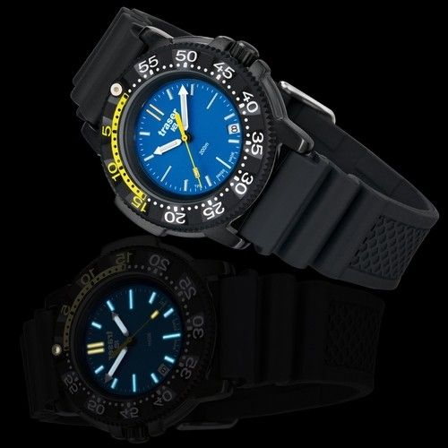 Traser Nautic modification